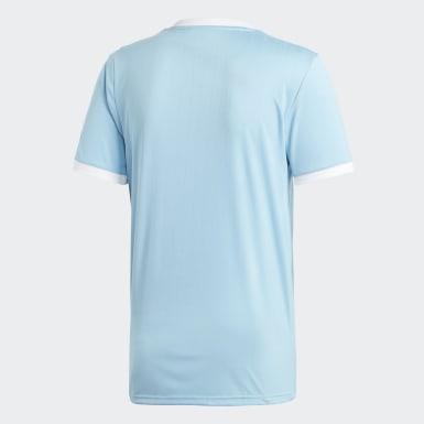 синий Футболка Tabela 18