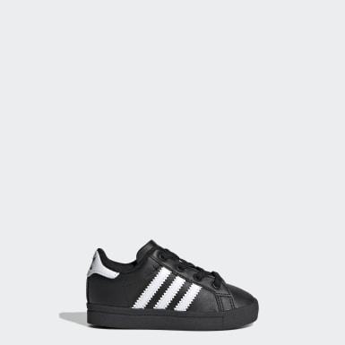 Infant Originals Black Coast Star Shoes