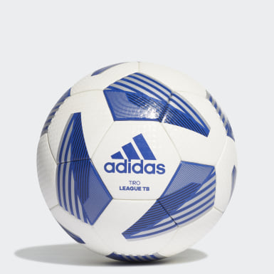 Men Football White Tiro League TB Ball