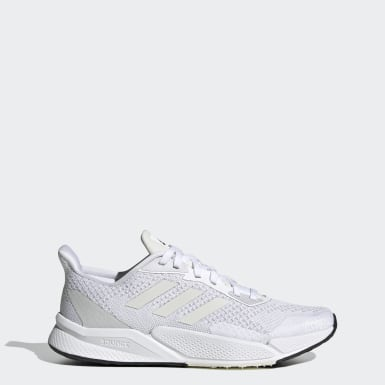 Women's Running White X9000L2 Shoes