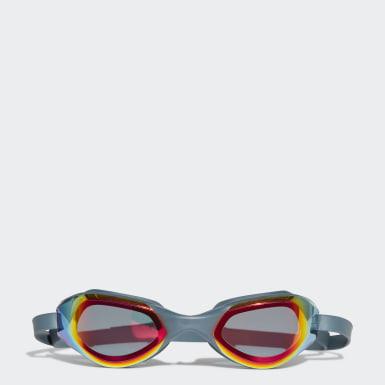 Óculos Natação Espelhados Persistar Comfort Vermelho Natação