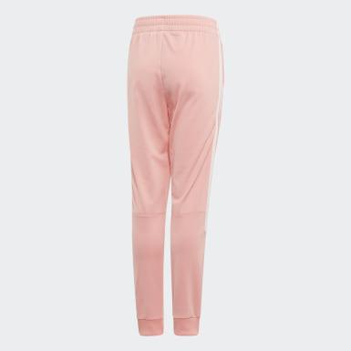 Kluci Originals růžová Sportovní kalhoty