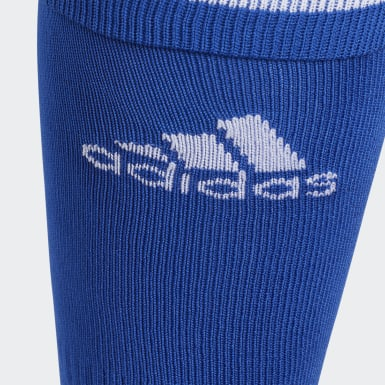 Football Blue Copa Zone Cushion 4 Socks