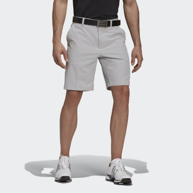 "Men's Golf Grey Ultimate365 9"" Shorts"