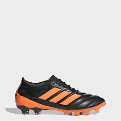 Men Football Black Copa 20.1 Artificial Grass Boots