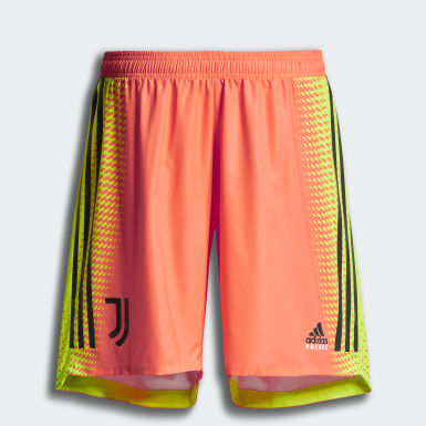 Juventus Fourth Goalkeeper Shorts