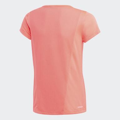 розовый Футболка Cardio