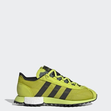Men Originals Yellow SL 7600 Shoes