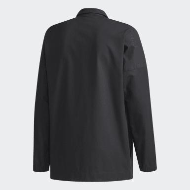 Bluza reprezentacji Japonii adidas Z.N.E. Czerń