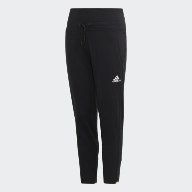 Girls Athletics Black VRCT Pants