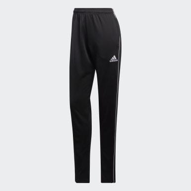 Pants de Entrenamiento Core 18 Negro Mujer Fútbol