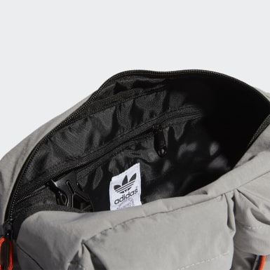 Originals Grey Urban Utility Crossbody Bag