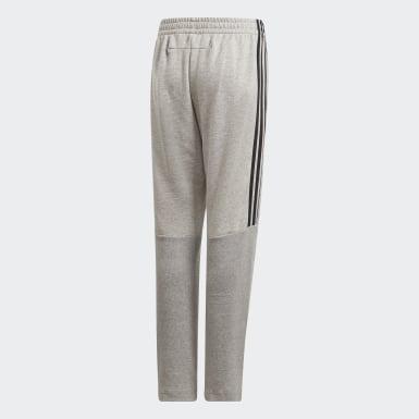Pants Must Haves Tiro Gris Niño Training