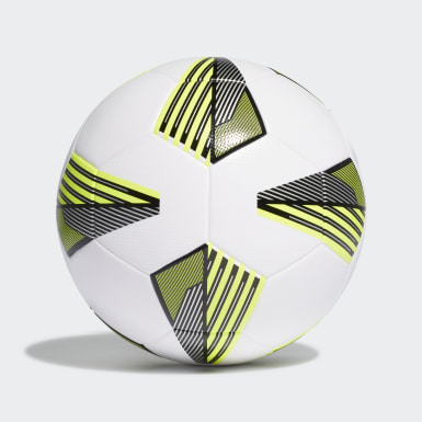Football White Tiro League Ball