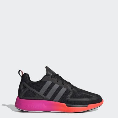 Sapatos ZX 2K Flux Preto Originals