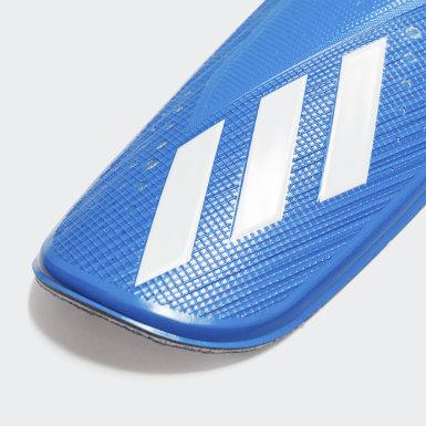 Fodbold Sort X 20 Pro benskinner