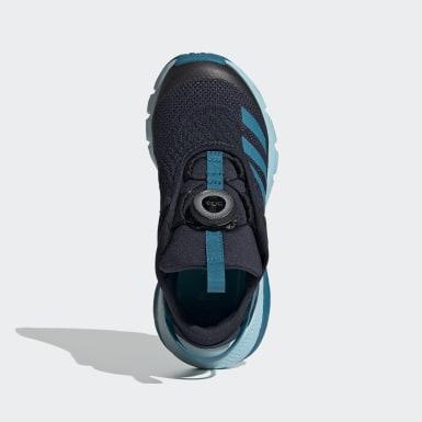 Kinder Training ActiveFlex Boa Schuh Blau
