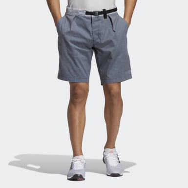 Men Golf Blue Primegreen Shorts
