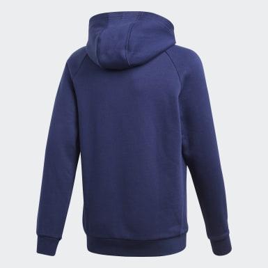 синий Худи Core 18