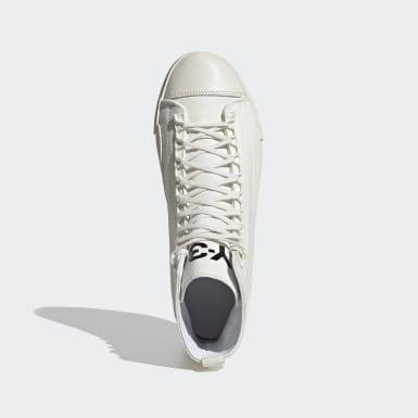 Mænd Y-3 Hvid Y-3 Yuben Mid sko