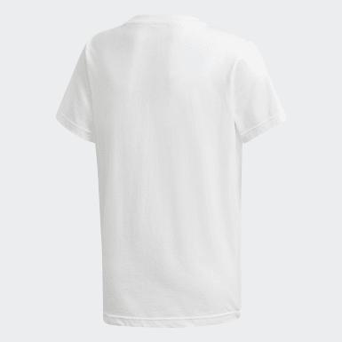 Trefoil T-skjorte Hvit