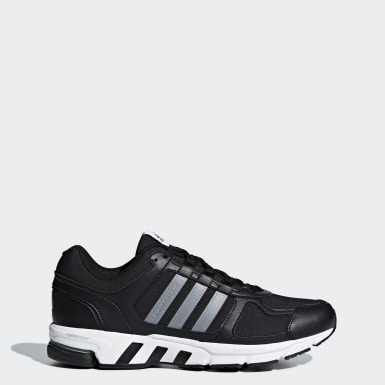 Men Running Black Equipment 10 Shoes