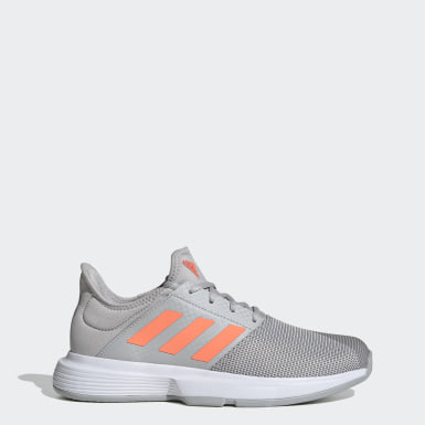 Zapatillas GameCourt Gris Mujer Tenis