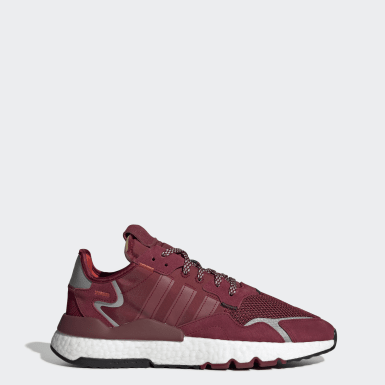 Originals Burgundy Nite Jogger Shoes