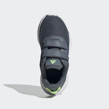 Chaussure Tensor bleu Enfants Course