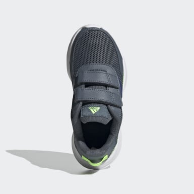 Children Running Green Tensor Shoes