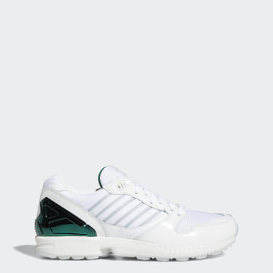 ZX 5000 University of Miami (The U) Shoes Bialy