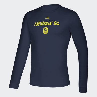Men's Soccer Atlanta United FC Long Sleeve Tee