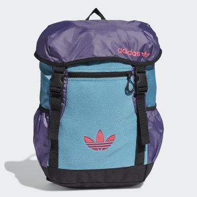 Originals modrá Batoh Premium Essentials Toploader