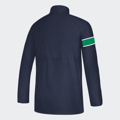 Men Hockey Multicolor Canucks Game Mode Jacket
