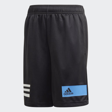 Shorts Cool Preto Meninos Training