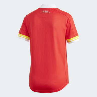 Dames Voetbal Rood 1. FC Union Berlin 20/21 Thuisshirt