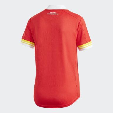 Camiseta primera equipación 1. FC Union Berlin 20/21 Rojo Mujer Fútbol