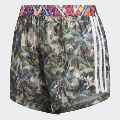 Shorts Multicolor Mujer Originals