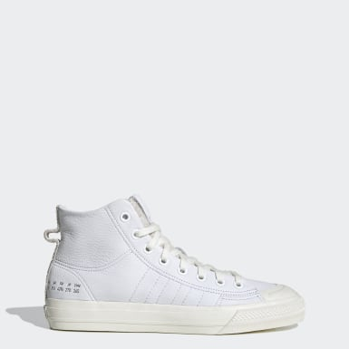 Sapatos Nizza Hi RF Branco Originals