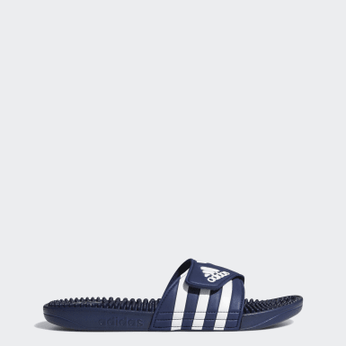 Swim Blue Adissage Slides