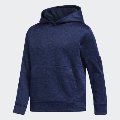 Children Training Blue Team Issue Pullover Hoodie