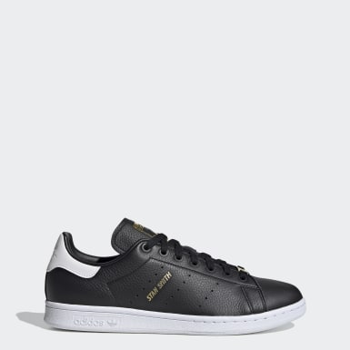 Originals Μαύρο Stan Smith Shoes