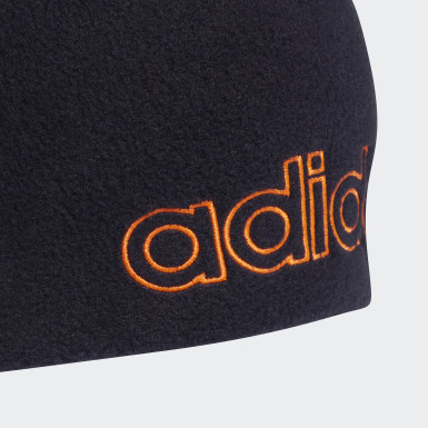 Training Blauw Fleece Beanie