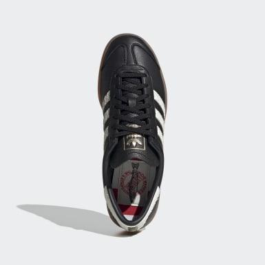 Sapatos Hamburg Preto Mulher Originals