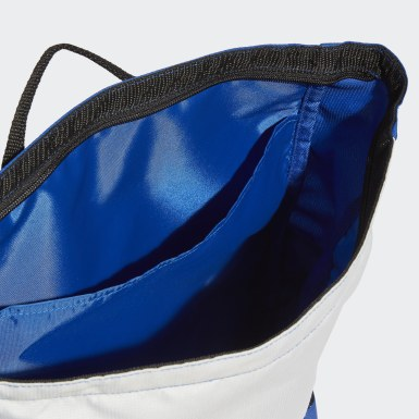 Mochila Classic Top-Zip (UNISSEX) Branco Training