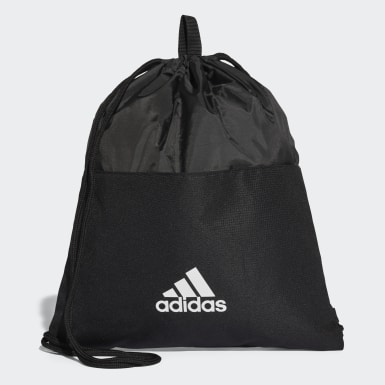 Training Black 3-Stripes Gym Bag