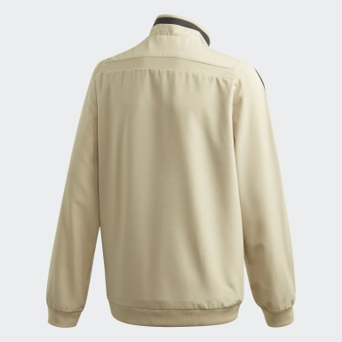 Real Madrid Presentation Jacket Zloty