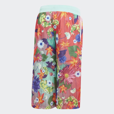 Pants GRPHC Culotte Multicolor Niña Originals
