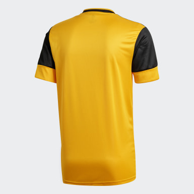 Camiseta primera equipación Wolverhampton Wanderers 20/21 Amarillo Niño Fútbol