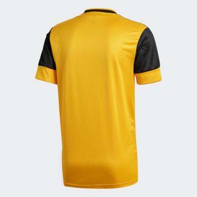 Maillot Domicile Wolverhampton Wanderers 20/21 Jaune Garçons Football